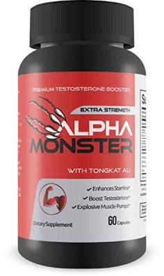 Alpha Monster Advanced Testosterone Booster