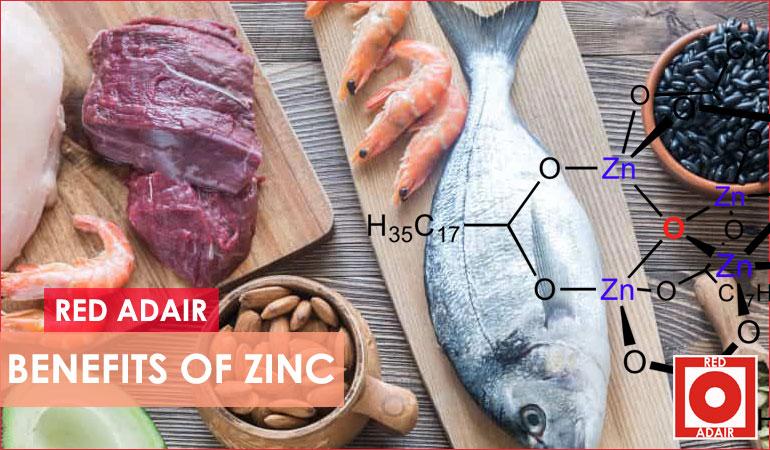 Health benefits of Zinc