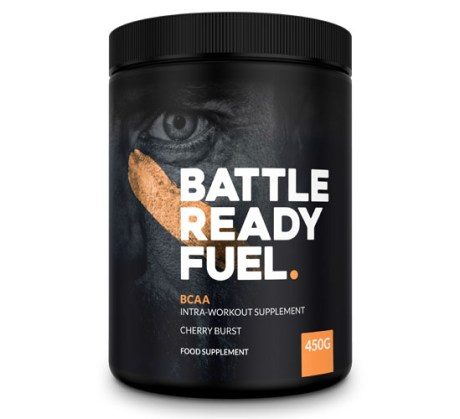 Battle Ready Fuel BCAA powder