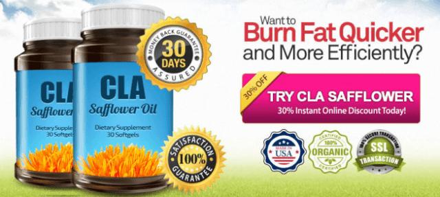 Buy CLA Safflower Oil