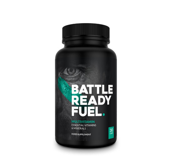 Battle Ready Fuel Multi Vitamin Supplements