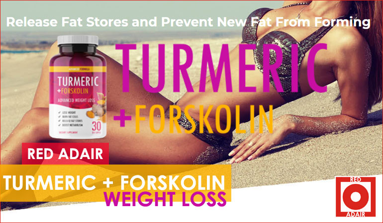 Turmeric Forskolin Weight Loss Reviews
