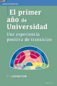 Resultado de imagen para El primer año de universidad: una experiencia positiva de transición