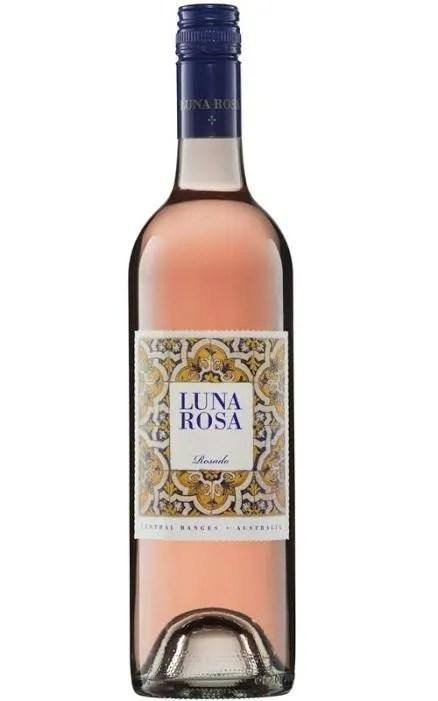 Luna Rosa Rosado wine