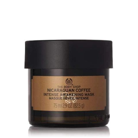 The Body Shop Nicaraguan Coffee Mask