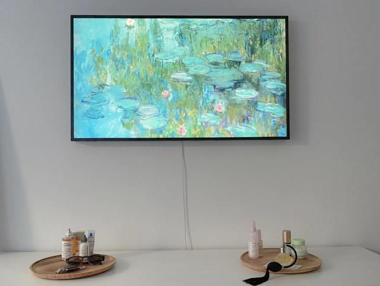 Smart TV Samsung The Frame 43LS03T 43