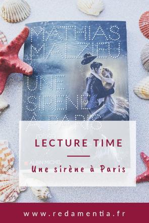 Une sirène à Paris de M. Malzieu
