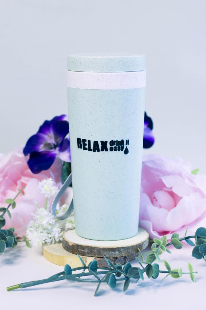 Mug relax drink it easy