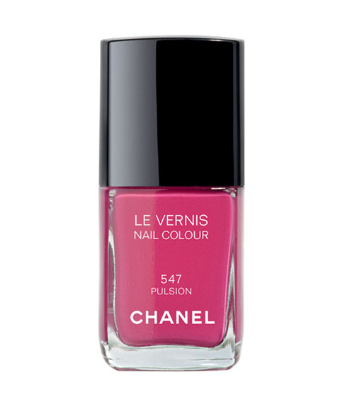 Chanel smalto fucsia Pulsion