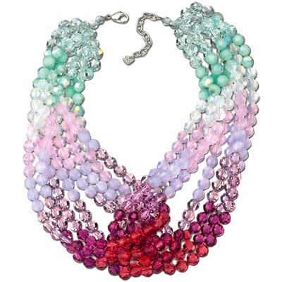 Idee regalo festa della mamma: collana Swarovski Glamour Mint