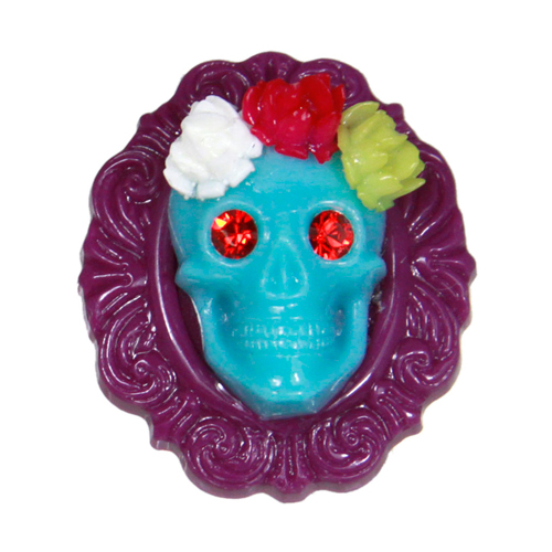 Tarina Tarantino anello Sugar Skull Collection