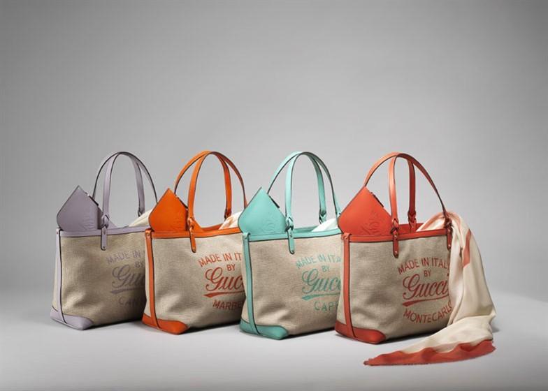 Gucci limited edition: borse Capri, Cannes, Marbella e Montecarlo