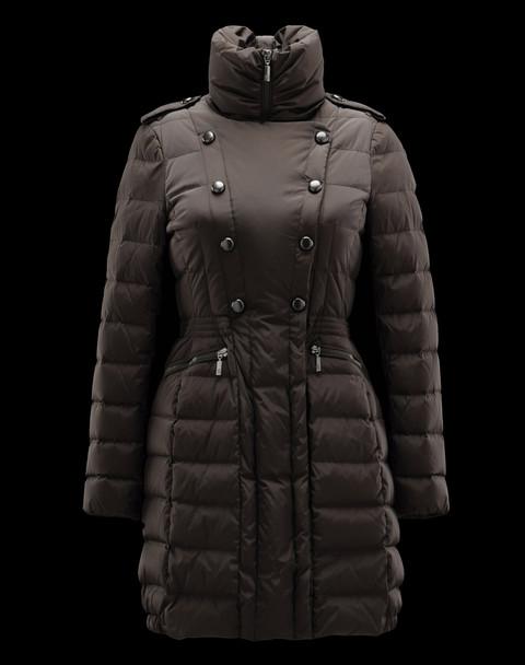 Moncler Peuplier piumino cappotto stile militare