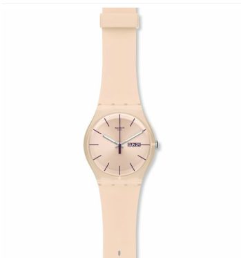 Swatch New Gent Rose Lebel