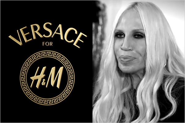 Versace for H&M dal 17 Novembre – Ecco l'elenco dei punti vendita selezionati