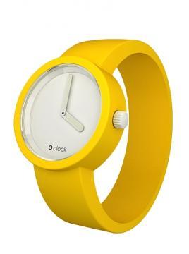 Fullspot orologio O Clock colorato in gomma
