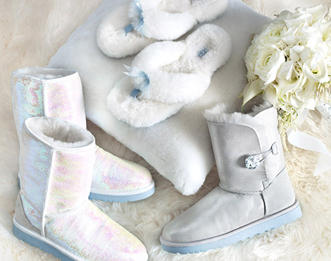 "Ugg ""I Do"" Collection – Speciale Matrimonio"