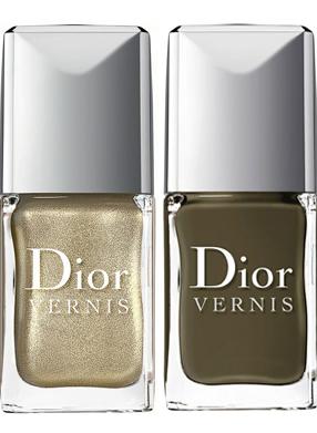 Dior Duo Vernis Golden Jungle Smalto effetto coccodrillo