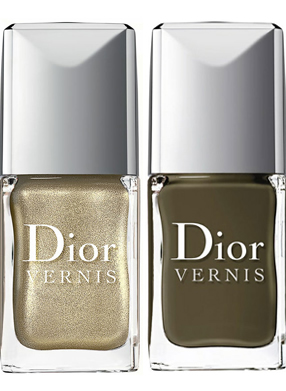 Dior Duo Vernis Golden Jungle Smalto effetto coccodrillo