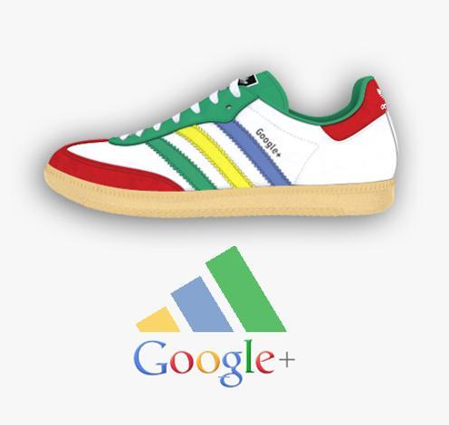Google Sneakers Adidas