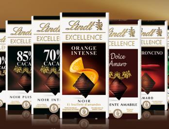Lindt Excellence – Tutti i Gusti del Cioccolato
