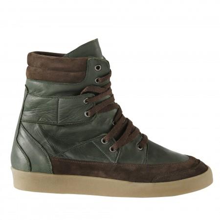 Stefanel sneakers con rialzo interno