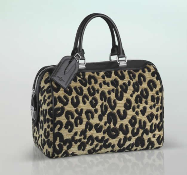 Vuitton Speedy Leopard