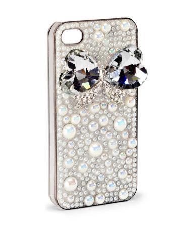 H&M custodia per IPhone glitter per le Feste