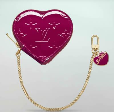 Vuitton Portamonete Coeur