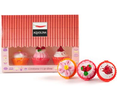 Aquolina lipgloss Cup Cakes
