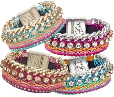 Bibi Bijoux Joyful braccialetto