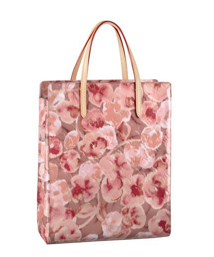 Vuitton Shopper Rose Velours