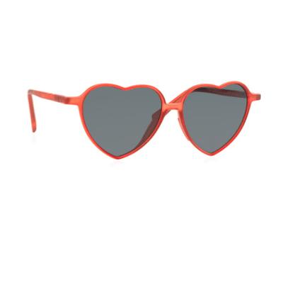 Italia Independent occhiali a forma di cuore
