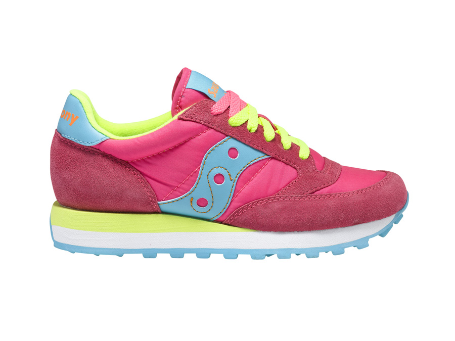 Saucony sneakers rosa