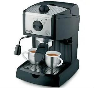 Best Espresso Machine Under $100 –Delonghi EC155