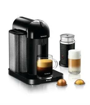 Top Pick For Espresso Machine With Capsules – Nespresso VertuoLine