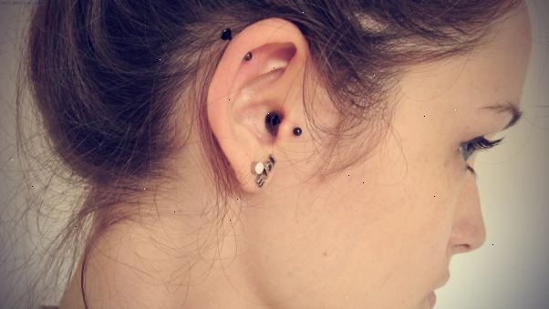 LEAST PAINFUL EAR PIERCINGS IN ORDER