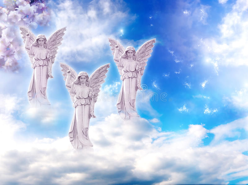 ANGELS AND ARCHANGELS ACCORDING TO NEW AGE