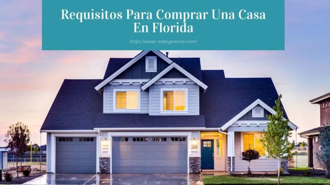 requisitos-para-comprar-una-casa-en-florida