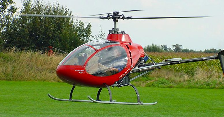 2 Seater Helicopter Magazine