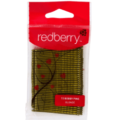 Redberry Blonde Bobby Pins