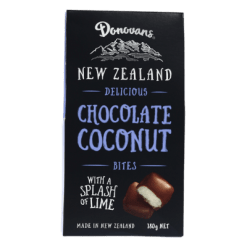 Donovans Chocolate Coconut Bites - 180g