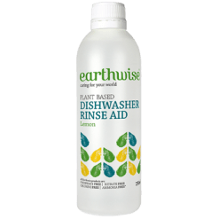 Earthwise Citrus Rinse Aid - 250ml