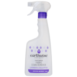 Earthwise Lavender & Eucalyptus Plant Powered Fabric Stain Remover - 500ml
