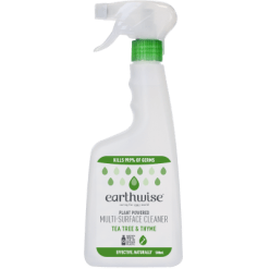 Earthwise Tea Tree & Thyme Plant Powered Multi Surface Cleaner - 500ml