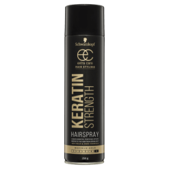Schwarzkopf Extra Care Ultimate Keratin Hairspray - 250g