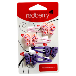 Redberry Fashion Clips