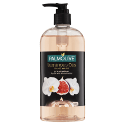 Palmolive Luminious Oils Rejuvenating Fig Oil With White Orchid Hand Wash - 500ml