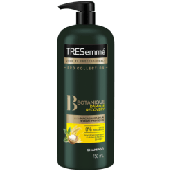 Tresemme Pro Collection Botanique Damage Recovery Shampoo - 750ml