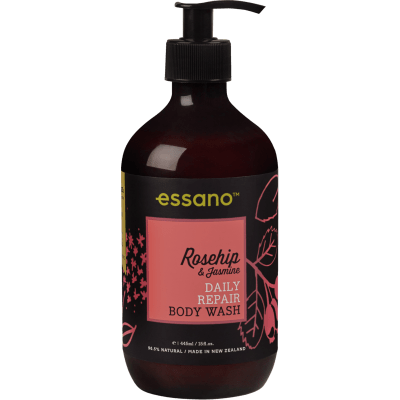 Essano Rosehip Jasmine Daily Repair Body Wash - 445ml
